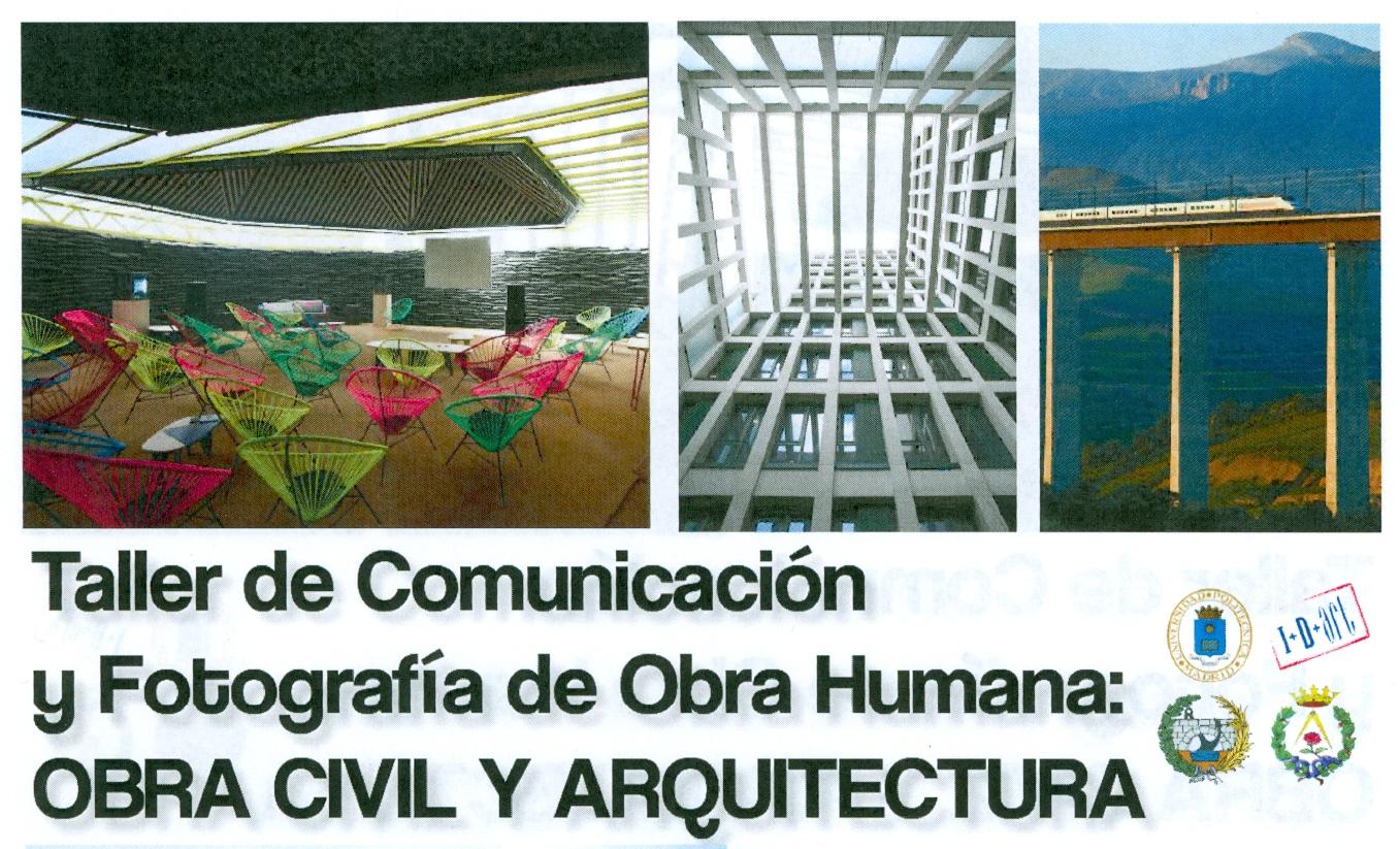 Fotograf a blog etsi caminos canales y puertos for Arquitectura de interiores upm