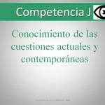 Competencia J