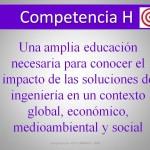 competencia h