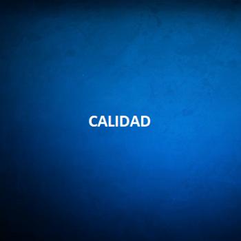 Fondo azul cuadrado MASTER CALIDAD