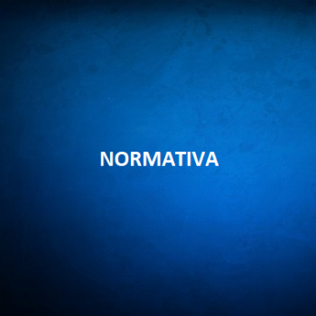 Fondo azul cuadrado MASTER NORMATIVA